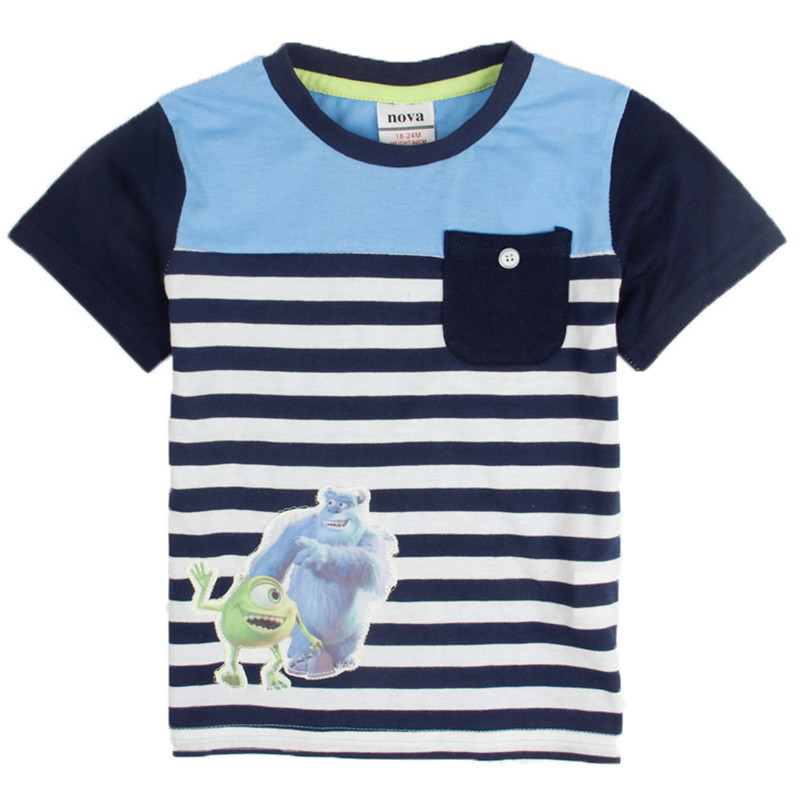 NOVA-Boys-T-Shirts-2015-stylish-design-t-Casual-pocket-car-embroidery-stripe-t-shirt-summer-O-neck-T-Shirts-for-2-6y-boys-4