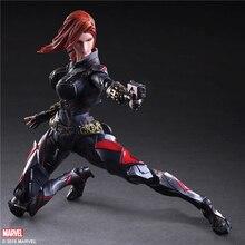 O Ato de Idade de Ultron Maravilha Figuras Brinquedos 27 Avengers2 cm Moveable Black Widow PVC Action Figure Collectible Modelo Toy bonecas
