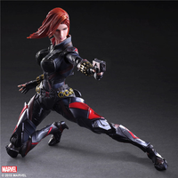The Avengers2 Age of Ultron Marvel Act Figures Toys 27CM Moveable Black Widow PVC Action Figure Collectible Model Toy Dolls