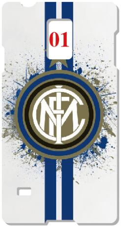 inter Milan Logo Cover For Samsung Galaxy A3 A5 A7 J3 J5 J7 2017 US / EU Eurasian Version S8 Plus Note 8 Phone Case Capa Coque