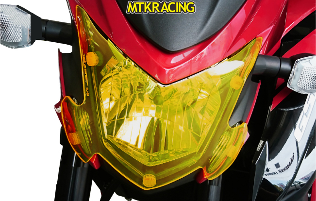 MTKRACING FOR Suzuki GSX-S750 GSX-S 750 GSXS 750 GSX S 750 2017-2018 motorcycle Headlight Protector Cover Shield Screen Lens kemimoto motorcycle radiator grille grills guard cover protector for suzuki 1000 gsxs 1000f gsx s 1000f gsx s 1000f 2015 2017