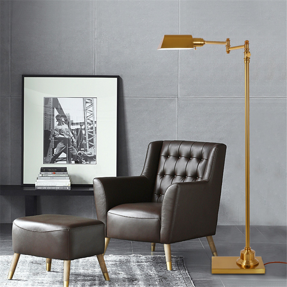 Modern Loft Standing Lamp Lamps for Living Room Metal Standing Lamp Japanese Style Floor Lamp De Deco Salon Dining Room Reading in Floor Lamps from Lights Lighting