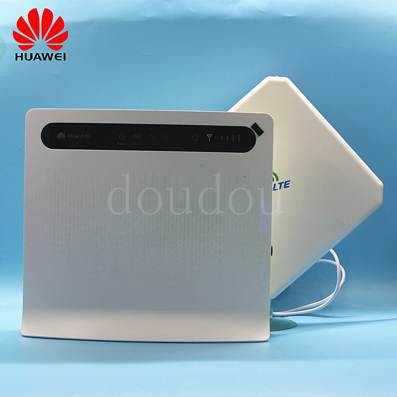 Unlocked Used Huawei Wireless Router B593 B593s-22 with Antenna 4G LTE WiFi Hotspot Router with SIM Card 4G Router PK E5186 B310Unlocked Used Huawei Wireless Router B593 B593s-22 with Antenna 4G LTE WiFi Hotspot Router with SIM Card 4G Router PK E5186 B310