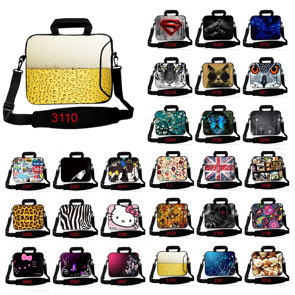Fasion Laptop Bag 13.3 15.6 17.3 inch Notebook Bag Laptop Briefcase Messenger Shoulder Bag Laptop Backpack Men Women Bag