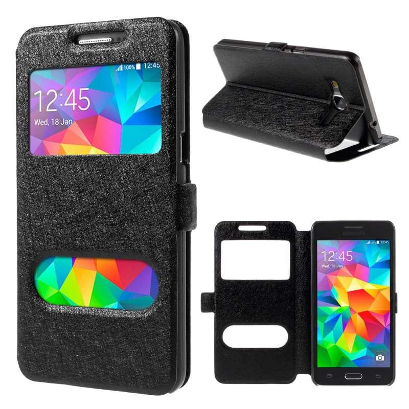 Careful Fundas Carcasas Capinhas For Huawei P7 P8 Lite P9 Lite 2017 Plus P10 Lite Plus Y3 Ii Y5 Y6 2017 View Window Fashion Leather Case