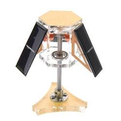 Levitação Magnética Solar Mendocino Motor A Vapor Modelo de Educação Motor Stirling