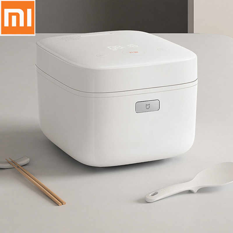 Xiaomi Mijia Mi IH Smart Electric Rice Cooker APP Remote Control 3L Alloy Cast Iron IH Heating Pressure Cooker Home Appliances