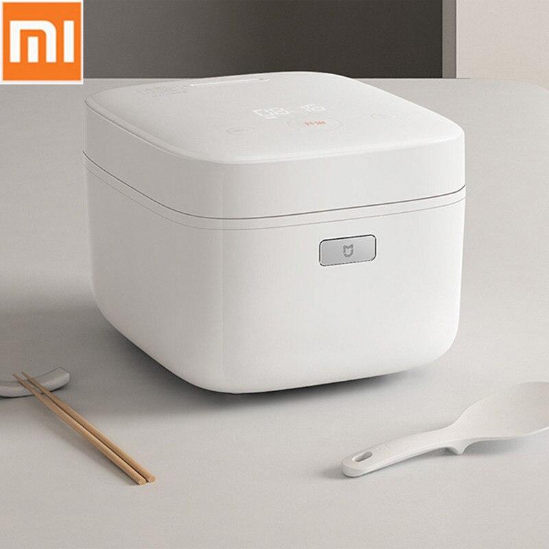 Xiao mi jia mi IH умная электрическая рисоварка приложение дистанционное управление 3L сплав чугун IH Отопление Давление плита Бытовая техника