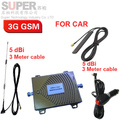 Для России автомобиль усилитель двухдиапазонный усилитель GSM 900 МГц 3 Г WCDMA 2100 МГц booster 3 Г повторитель для автомобиля, GSM 3 Г ретранслятор автомобиля booster