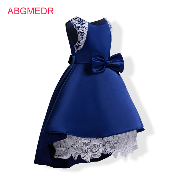 fd08c0f9a455 US $17.17 20% OFF|2 10 jahre Baby Mädchen Spitze Häkeln Kleid Monsoon  Kinder Rosa Kleidung Kinder Kleidung für Hochzeit und Party Tragen kleid ...