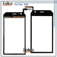 For Caterpillar CAT S30 S50 S60 Sensor Touch Screen Perfect Repair Parts Touch Panel Digitizer Replacement