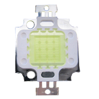10pcs Lot Full Power 30mil SMD LED Cold White 10000K 20000K 30000K LED Light Beads Chip
