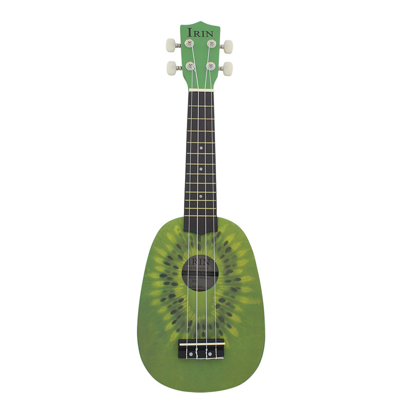 21 inch Cheap Guitar Ukulele Soprano Ukelele 4 Nylon Strings Hawaii Acoustic Guitar Professional Musical Stringed Instruments soprano ukulele neck for 21 inch ukelele uke hawaii guitar parts luthier diy sapele veneer pack of 5