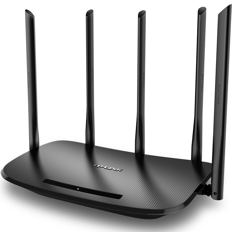 TP-LINK TL-WDR6500 1300M wireless router WiFi 5G 5 antenna dual band wifi wireless router through the wall king wifi routing