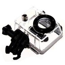 Su geçirmez Dalış Konut Case ile İskelet Lens için Gopro Hero 2