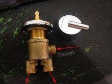 1 в 2 из ванной клапан комплект, ванная комната сепаратор для кран и спринклерной, душевая кран переключатель