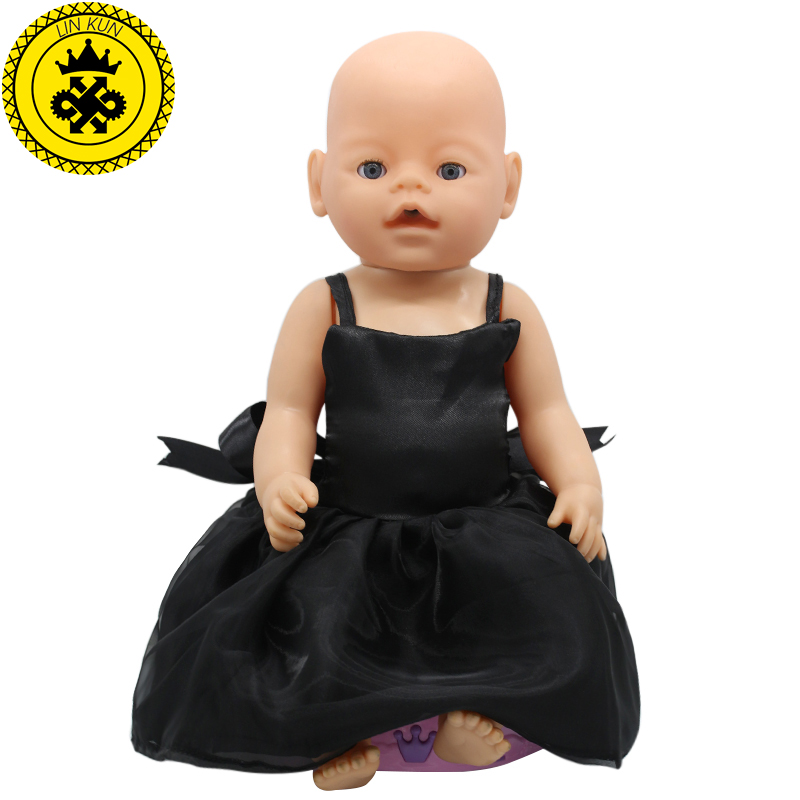 Baby-Born-Doll-Accessories-15-Styles-Princess-Dress-Doll-Clothes-Fit-43cm-Baby-Born-Zapf-Doll-Clothes-Birthday-Gift-D4-4