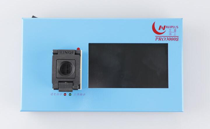 For Iphone Ipad Harddisk Repair NAVIPLUS PRO3000S Pro 3000 Programmer For Repairing Nand Flash IC Chip