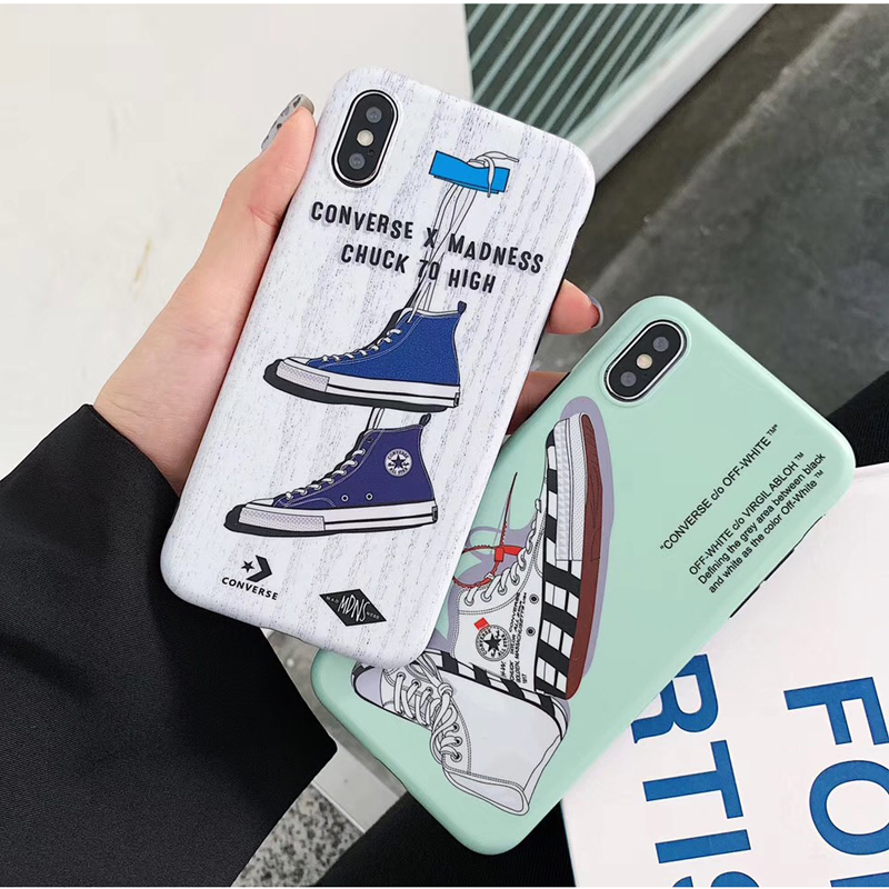 Hot Air Jordan AJ1 Ow off Suprem Soft silicone cover case for iphone 6 6S 7  7 plus 8 X XR XS MAX 10 blue white phone cases coque-in Wallet Cases from  ... b0c67f0db