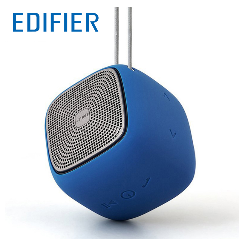 EDIFIER MP200 Portable Bluetooth Speaker High Quality IP54 Waterproof With Mic Support Hands free Calls-in Portable Speakers from Consumer Electronics    1