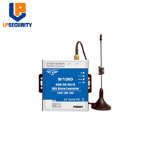 LPSECURITY GSM SMS Remote Controller Relay Switch ON OFF by Mobile Phone Remote by NC NO input or Android App S130