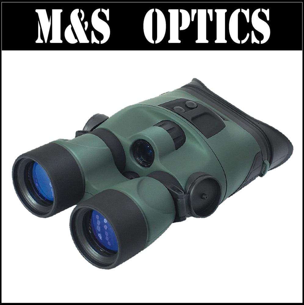 Yukon Night Vision Binocular Tracker 3.5x40 RX SKU # 25024 yukon woodworth 20х50 бинокль
