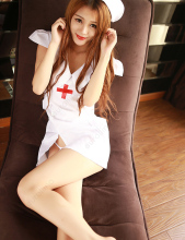 Sex Fantasy Costume Uniform Nurse Dress Obsession Obsessed Fetish Fancy Young Maid Lovely Mature Girl