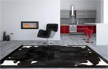 Genuine Leather Natural Cowhide Rug Carpet Customize Cow Hair Rug Living Room Carpets Luxury Furniture Modern Carpet Floor Rugs