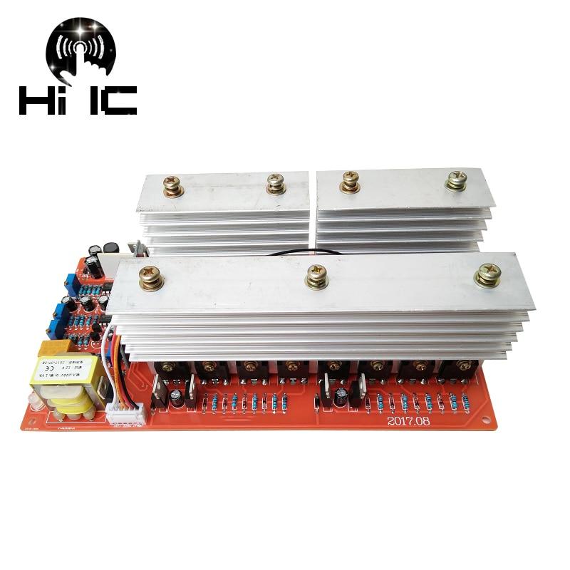 1Pcs Pure Sine Wave Frequency Inverter Power Board 12V 24V 36V 48V 60V 1000W-7500W High-power Finished Board For DIY
