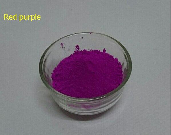 100g/lot Neon Red-purple Fluorescent Powder phosphor Pigment Powder Diy Cosmetic Paint,not Luminous Powder. Nails Art & Tools Beauty & Health