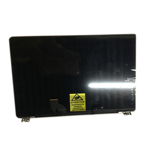 Image 2 - Full Assembly For ASUS ZENBOOK 3 UX390 UX390UA UX390U Laptop COMPLETE LCD Display Sreen Panel with Frame Upper Half parts