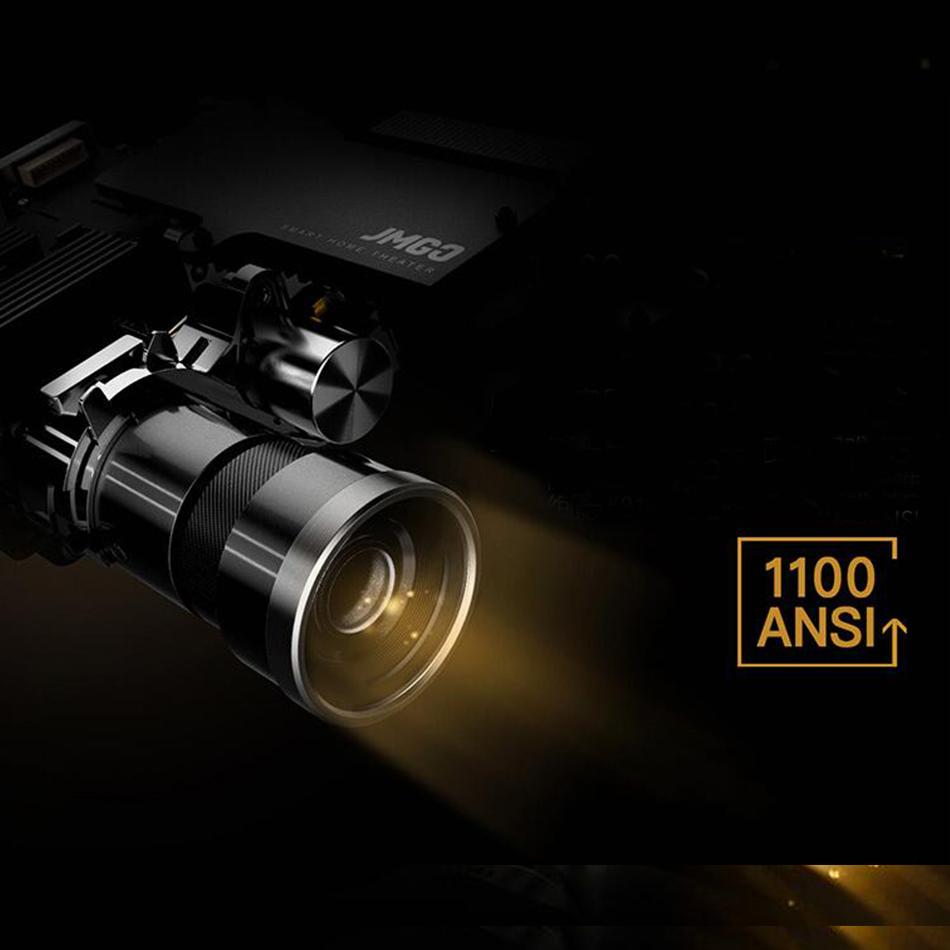 Jmgo V8 mini Led Projector(2)