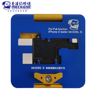 MECHANIC Omnipotent tester For IPhone X Detection platform display touch photosensitive WIFI Receiver Recognition of good or bad