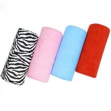 Nail Art Pillow Soft Hand Arm Cushion Rest Manicure Care Treatment Salon Equipment Color Choice A0011XX