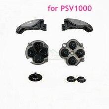 E בית עבור PS Vita 1000 שמאל ימין LR כפתור פונקצית כיוון כפתור התחל בחר כפתור החלפת PSV1000 PSV 1000