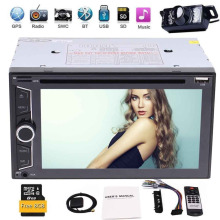 "Eincar 2din stereo audio DVD automotivo 2 Din car radio audio stereo 6.2"" dvd-player car audio GPS navigator pc system unit car"