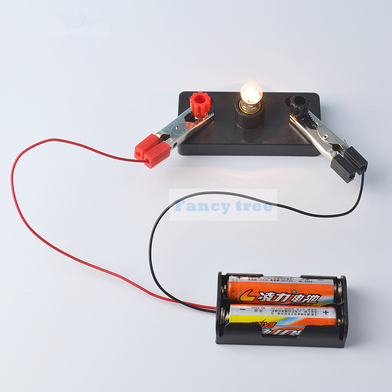 Wholesale Electric Circuit Educational Toys Physical Science Experiments Children Kids School  Develop Learning Toys