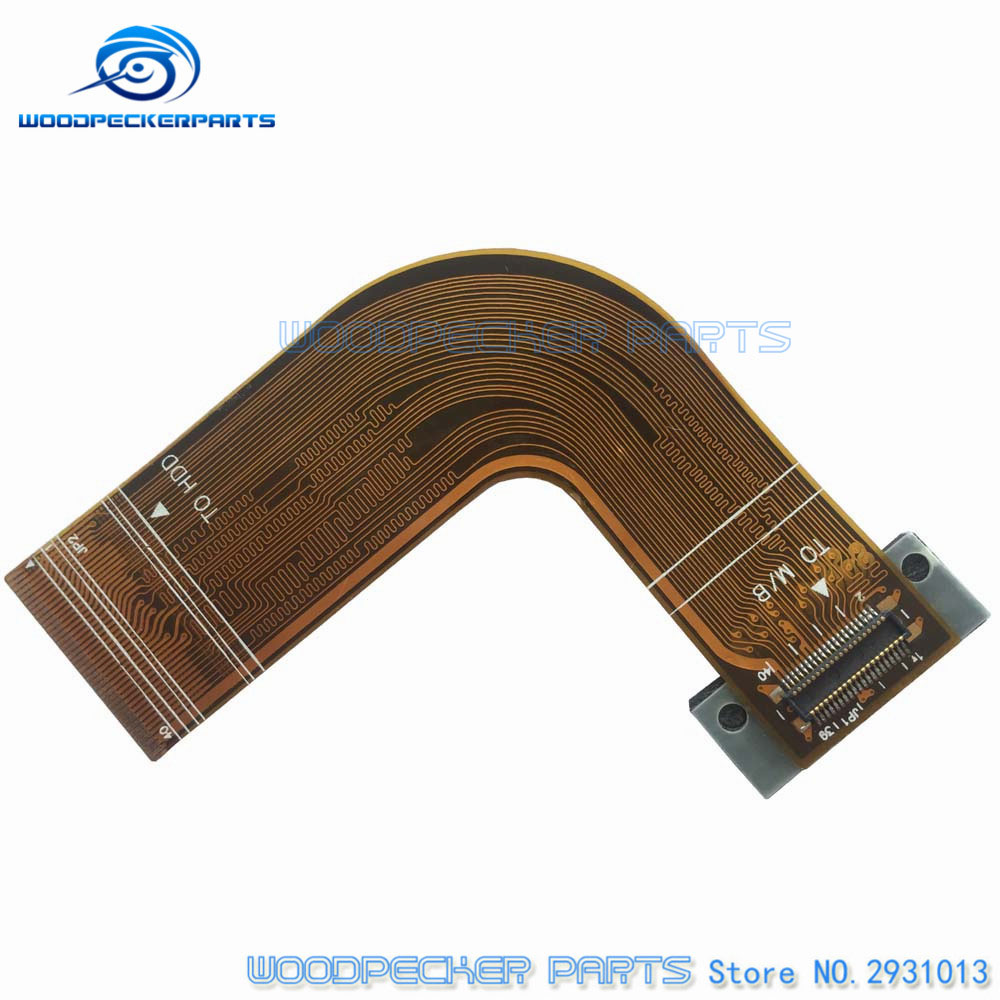 Original Laptop HD Hard Drive Ribbon Cable For DELL For Latitude D420 D430 GJ277 HJ178 HDD Interface Connector HAU30LF-3075P