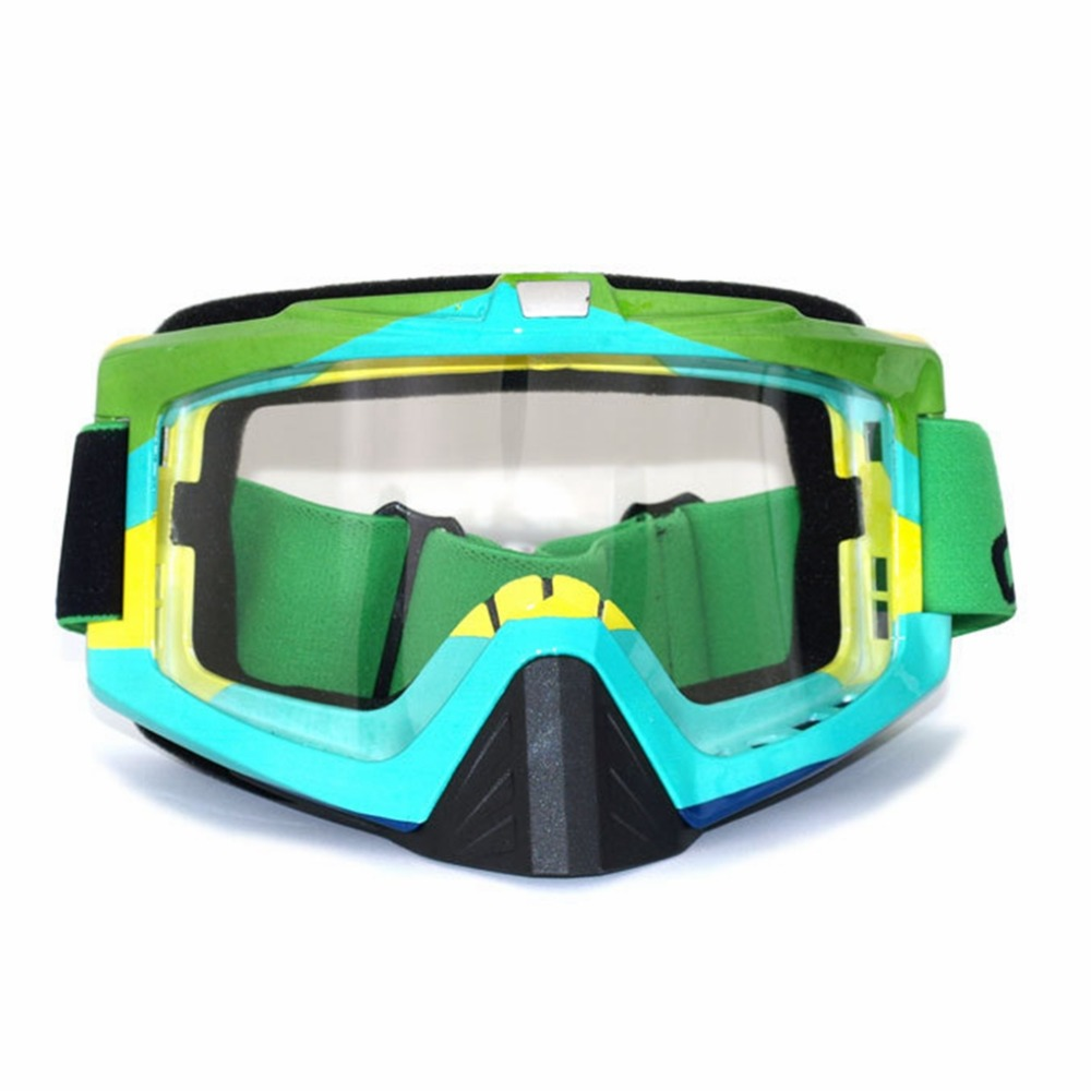 1 шт. Fly очки Racing фокус для взрослых для мотокросса снегоходе dirt bike Off Road ATV MX