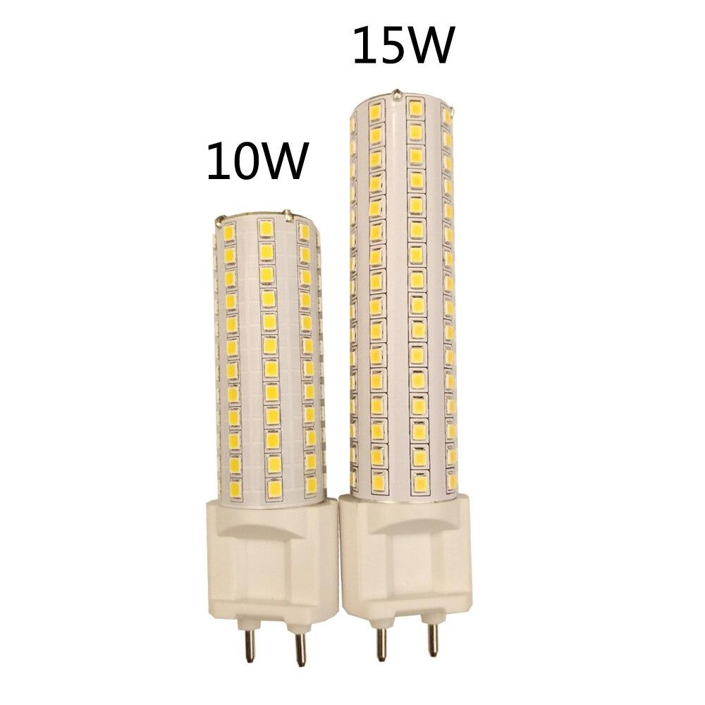 Lâmpadas Led e Tubos g12 conduziu a luz do Fluxo Luminoso : 1000-1999 Lumens