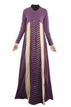 Hot New 2016 Islamic Clothing for women abaya dresses Muslim ethnic dress vestidos sukienka jurk falda