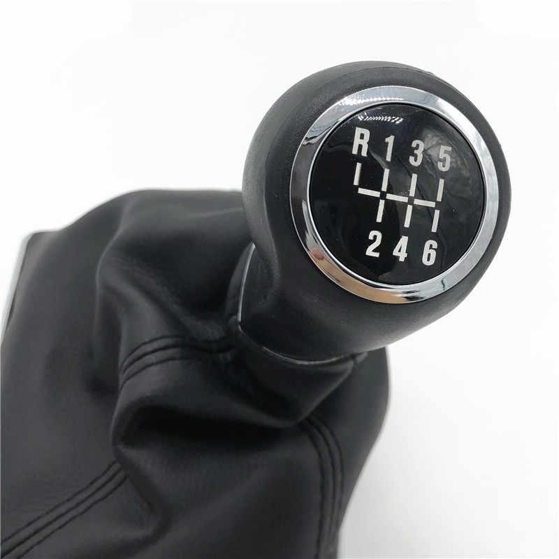 Para OPEL ASTRA III H 1,6 VAUXHALL 2004 2005 2006 2007 2008 2009 2010 palanca de cambios de diseño, funda protectora para maletero de palanca de cambios