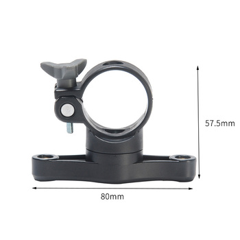 Bicycle Bottles Holder Adapter 360 Degree Rotation Bike Handlebar Kettle Rack Cage Water Cup Clamp Clip Mount Bracket RR7058 11