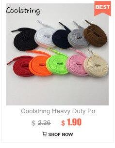 Coolstring 0,45 см уличные унисекс повседневные круглые полосатые спортивные шнурки с точками шнурки для Dorky Dad обувь шнурки
