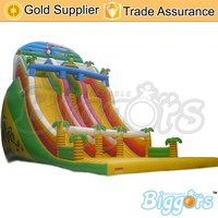 2018 Giant Inflatable Slide Funny Junglle Toys For Kids Game