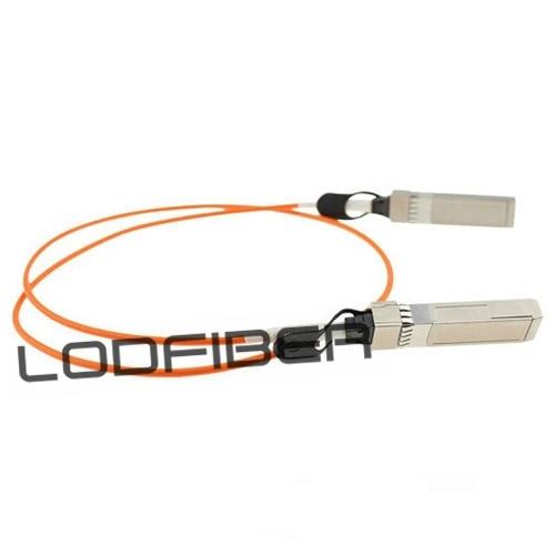25m (82ft) Juniper Networks JNP-10G-AOC-25M Compatible 10G SFP+ Active Optical Cable25m (82ft) Juniper Networks JNP-10G-AOC-25M Compatible 10G SFP+ Active Optical Cable