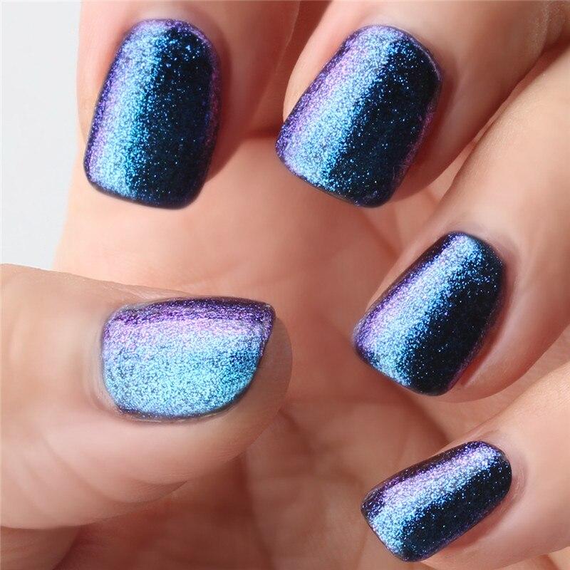 Perfect Summer 3 D Chameleon Nail Gel Polish 10 ml 5 Colors New ...