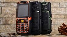D'origine S6 IP67 Russe Étanche Téléphone 2500 mAh Batterie Longue Attente Son Fort Antichoc Extérieure Téléphone Rugby Téléphone