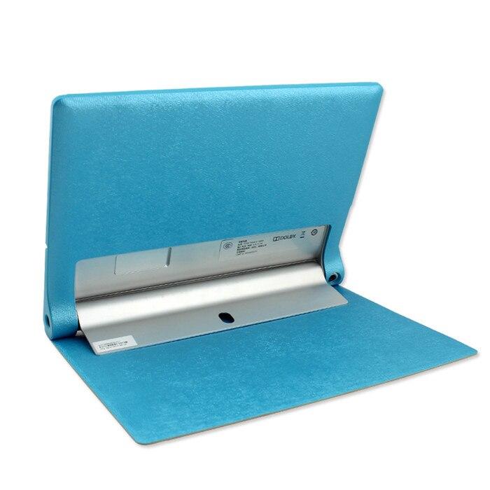 half off eb7e5 70d48 US $14.99  Original Leather Cover Stand Case For Lenovo Yoga Tablet 2 Pro  1380 1380F 13.3
