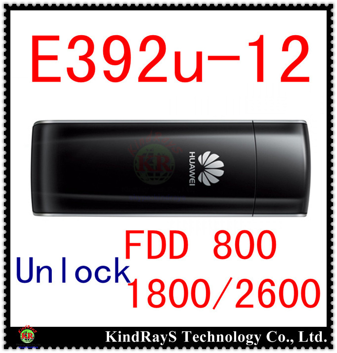 Unlocked Huawei E392 E392U-12 4G LTE USB Modem 4G USB stick LTE FDD 4G LTE USB Dongle pk e3276 e8278 dvb t isdb digital tv box for our car dvd player